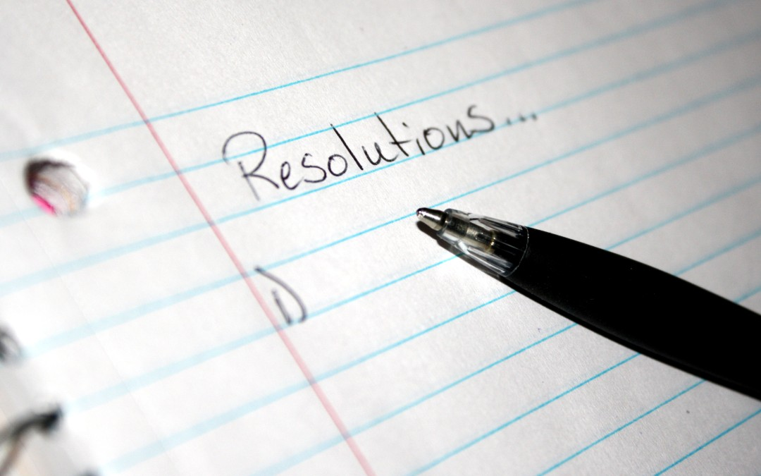 Top Five Resolution Mistakes