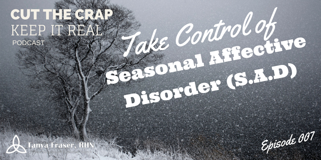 CTC007 – Take Control of Seasonal Affective Disorder (SAD)