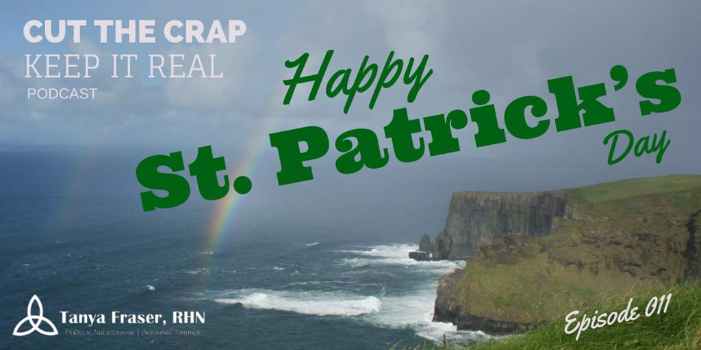 CTC011 – Happy St. Patrick's Day