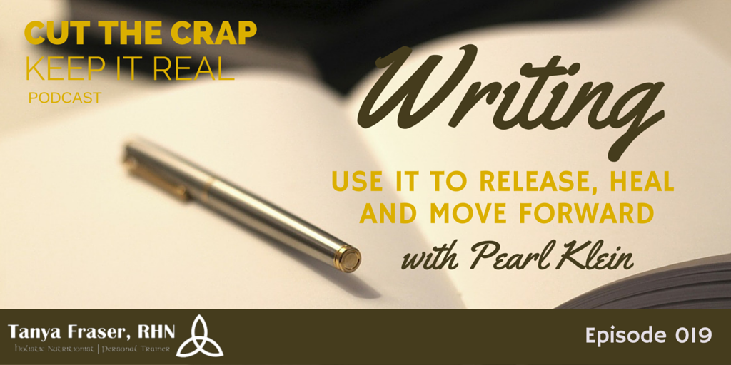 CTC019 – Writing: use it to release, heal and move forward