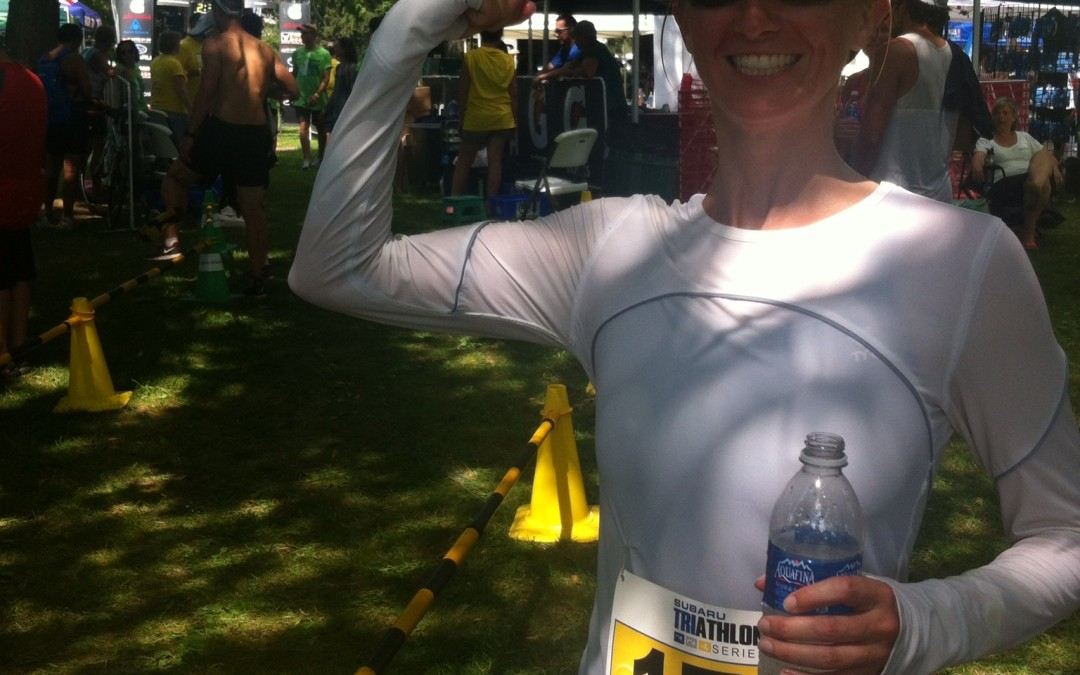7 Things I Learned From My First Triathlon Adventure