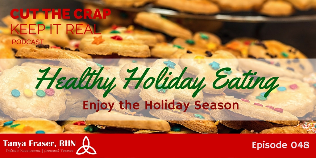 CTC048 – Healthy Holiday Eating