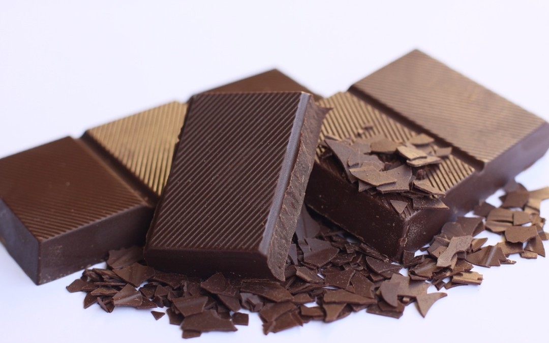 5 Reasons why you need to eat chocolate!