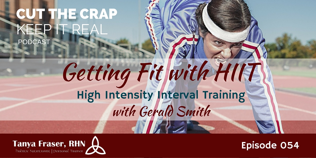 CTC054 – Getting Fit with HIIT with Gerald Smith