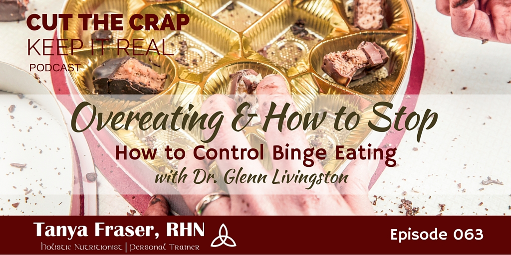 CTC063 – Stop Overeating with Dr. Glenn Livingston