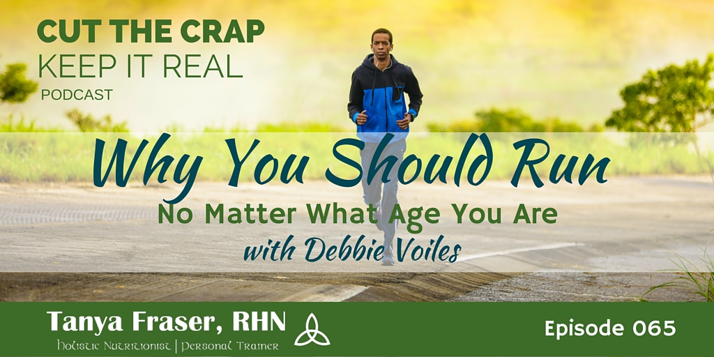 CTC065 – Why You Should Run with Debbie Voiles