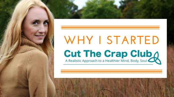 Why I Started Cut the Crap Club